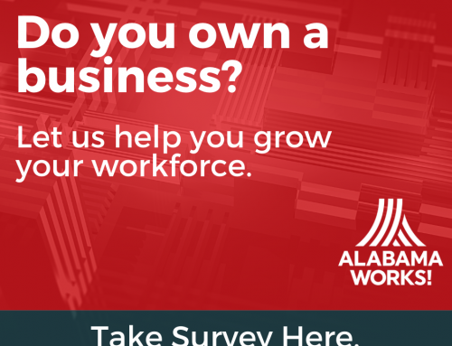 AlabamaWorks! and Alabama Workforce Council Launch Survey to Further Identify In-Demand Jobs and Skills