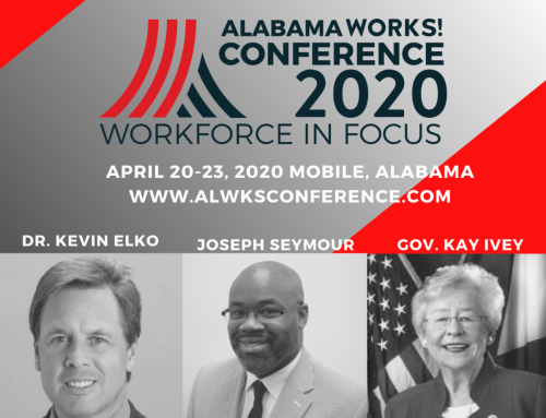 Keynote Speakers Announced for April's AlabamaWorks! Conference