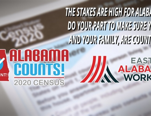 2020 Census is Important for All Alabamians!