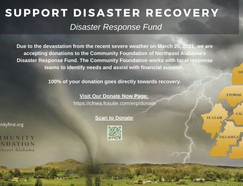 Community Foundation Disaster Fund Accepting Donations