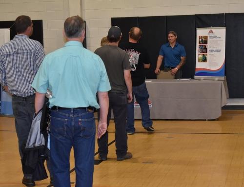 June 10th Job Fair Draws 377 Jobseekers