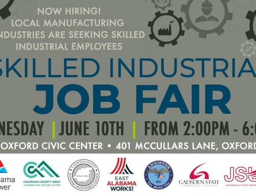 Skilled Industrial Job Fair Set for June 10