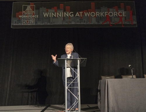Governor Presents Action Plan for Workforce Development