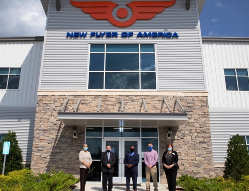 East AlabamaWorks Partners with New Flyer of America for Anniston Workforce Development Program