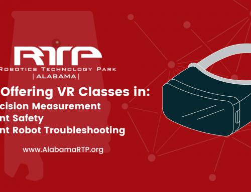 Alabama Robotics Technology Park Announces VR Classes