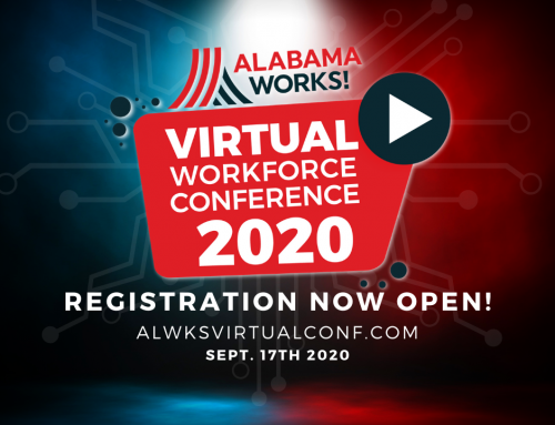 Registration is Open for the AlabamaWorks Virtual Workforce Conference