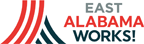 East AlabamaWorks! Logo